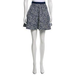 Manoush Embroidered Mini Skirt